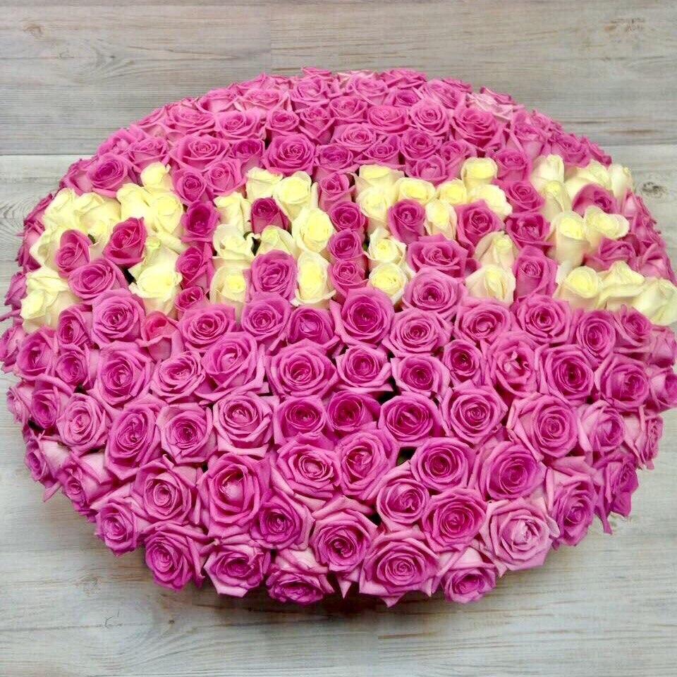 Букет роз для мамы